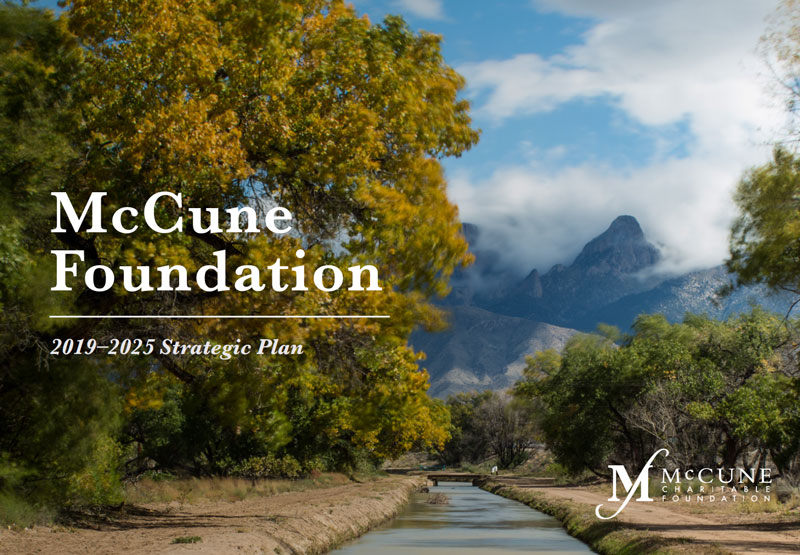 The McCune Foundation Strategic Plan